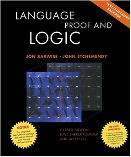 Language proof and logic